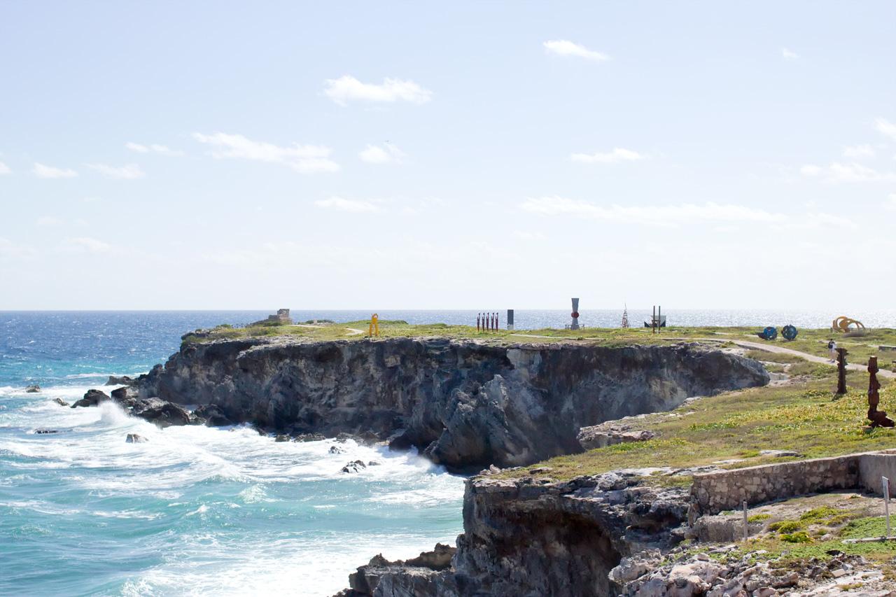 島の最南端「プンタ・スール」